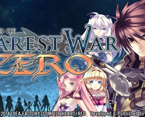 Record of Agarest War Zero-Featured